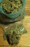 Медицинская марихуана RX Стоковые Фото
