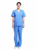 Медицинская медсестра. Стоковое Изображение RF