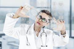 Медицинская современная технология стоковые изображения