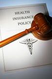 медицинская страховка Стоковые Фото