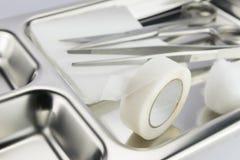 Медицинские инструменты Стоковая Фотография RF