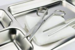 Медицинские инструменты Стоковое Изображение RF