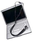 медицинские истории принципиальной схемы Стоковое фото RF