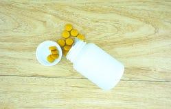 Медицинские пилюльки Стоковое Фото