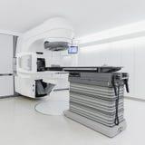 Медицинский линейный акселератор стоковые изображения rf