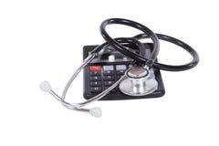 Медицинский и больница стоит концепцию Стоковое Изображение