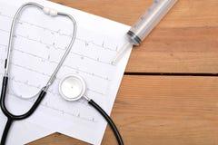Медицинский материал стоковые фотографии rf