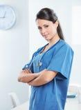 Медицинский профессионал стоковая фотография