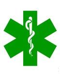 медицинский символ Стоковое фото RF