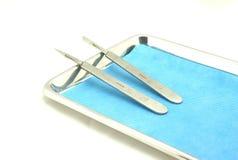 Медицинский скальпель Стоковое фото RF