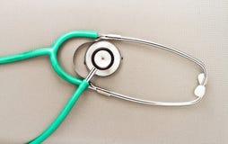 Медицинский стетоскоп. Стоковые Изображения