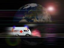 медицинское соревнование Стоковое Изображение