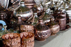 Медные сувениры Стоковая Фотография