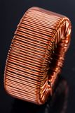медный индуктор Стоковые Фотографии RF