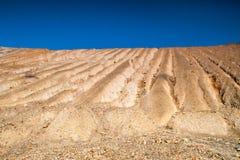 Медный рудник около деревни Asen царя, Болгарии Стоковая Фотография