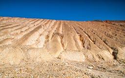 Медный рудник около деревни Asen царя, Болгарии Стоковые Фото
