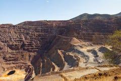 Медный рудник Стоковое Фото