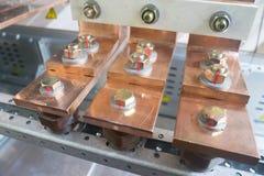 Медный шинопровод Стоковые Фотографии RF