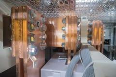 Медный шинопровод Стоковое Изображение RF