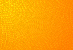 мед предпосылки Стоковая Фотография