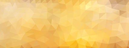 Мед предпосылки полигона широкоэкранный, широкий экран Стоковое Изображение RF