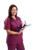 Медсестра доктора женщины Стоковые Изображения RF