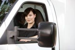 медсотрудник машины скорой помощи Стоковая Фотография