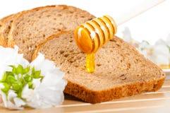 мед хлеба Стоковая Фотография RF