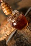мед хлеба Стоковое фото RF