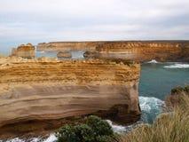 Мельбурн 12 апостолов Стоковые Изображения RF