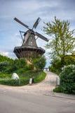 Мельница в Потсдаме, Германии стоковая фотография