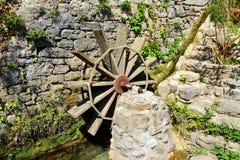 Мельница колеса воды Стоковое Изображение