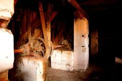 мельница старая стоковое фото rf