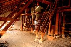 мельница старая стоковая фотография