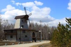 Мельница стоковая фотография rf