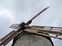 Мельницы ветра камня Стоковая Фотография RF