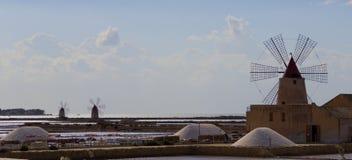 Мельницы ветра Стоковое Изображение