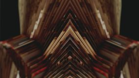 Медь абстракции Стоковая Фотография RF