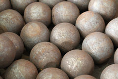 Меля шарики Стоковое Изображение RF