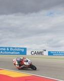 Мигель Oliveira Moto3 Стоковое Фото