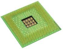 Микропроцессор стоковое изображение rf