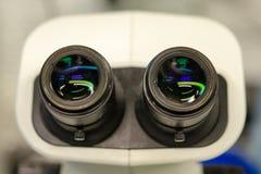микроскоп Стоковое Изображение