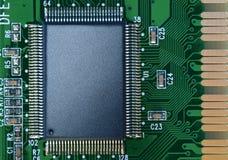 микросхема цепи доски стоковая фотография rf