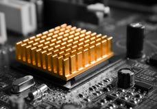 микросхема Стоковая Фотография RF