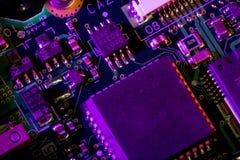 микросхема Стоковое Изображение RF