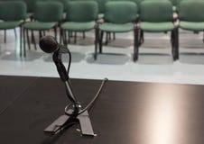 микрофоны Стоковая Фотография