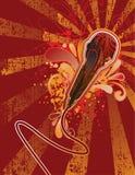 микрофон взрыва Стоковые Фото