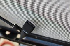 Микрофон гитары с комбинированным Стоковые Изображения RF