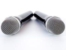 Микрофон, радиотелеграф Майк Стоковое Фото