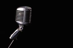 Микрофон сбора винограда Стоковое Изображение RF